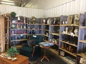 Consignment home goods