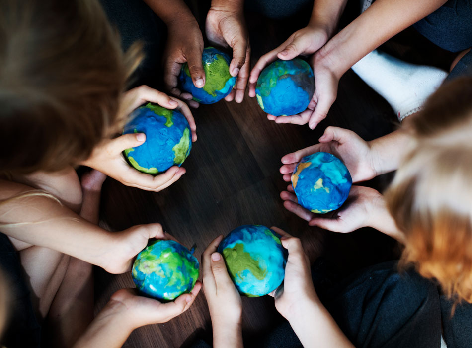 Group of Earths